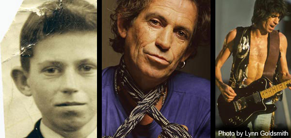 Keith Richards photos